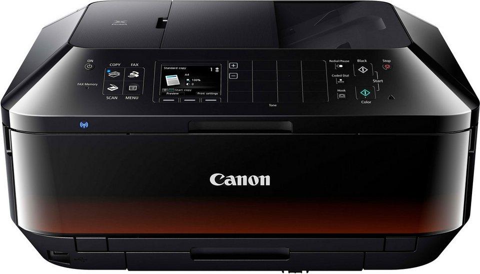 Canon PIXMA MX925 Multifunktionsdrucker in schwarz