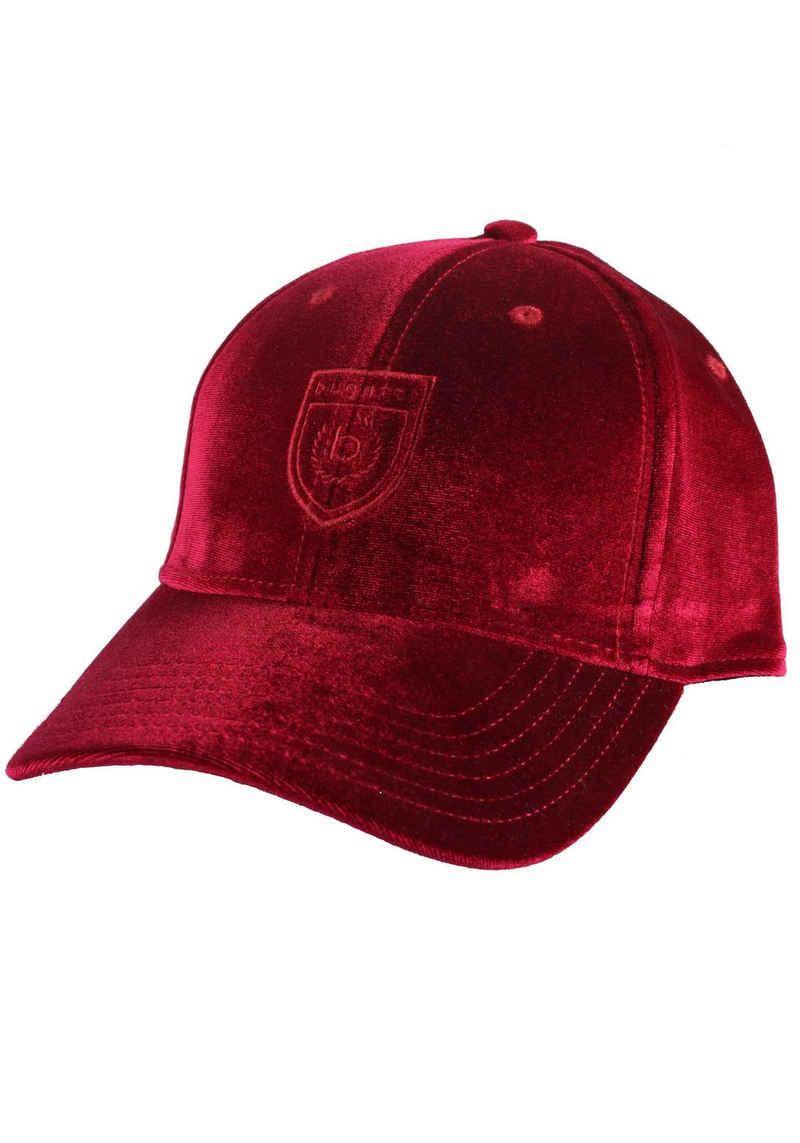 bugatti Baseball Cap Mit Emblem-Strickerei