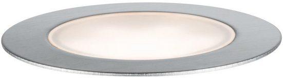 Paulmann LED Einbauleuchte »Outdoor Plug & Shine Floor«, IP65 3000K 24V