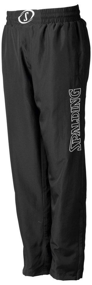 SPALDING Evolution Woven Pants Herren in schwarz