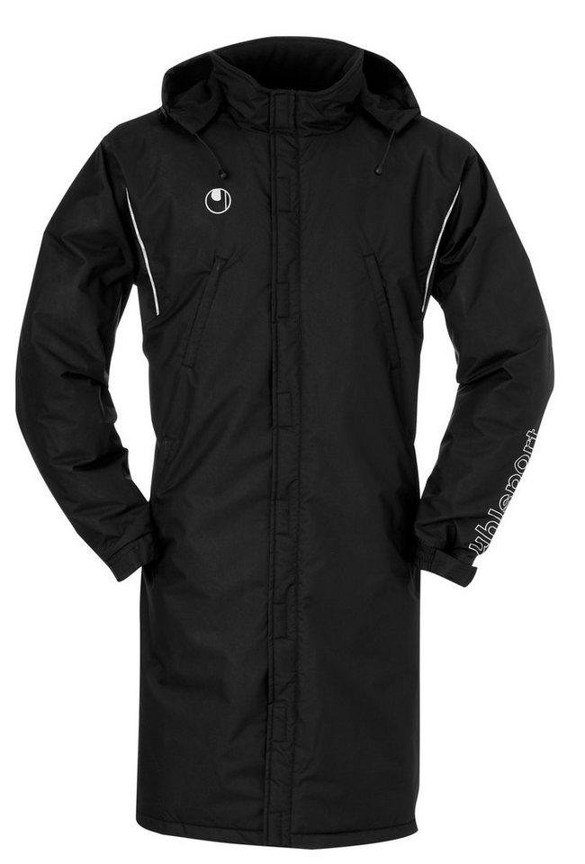 UHLSPORT Training Mantel Herren in schwarz