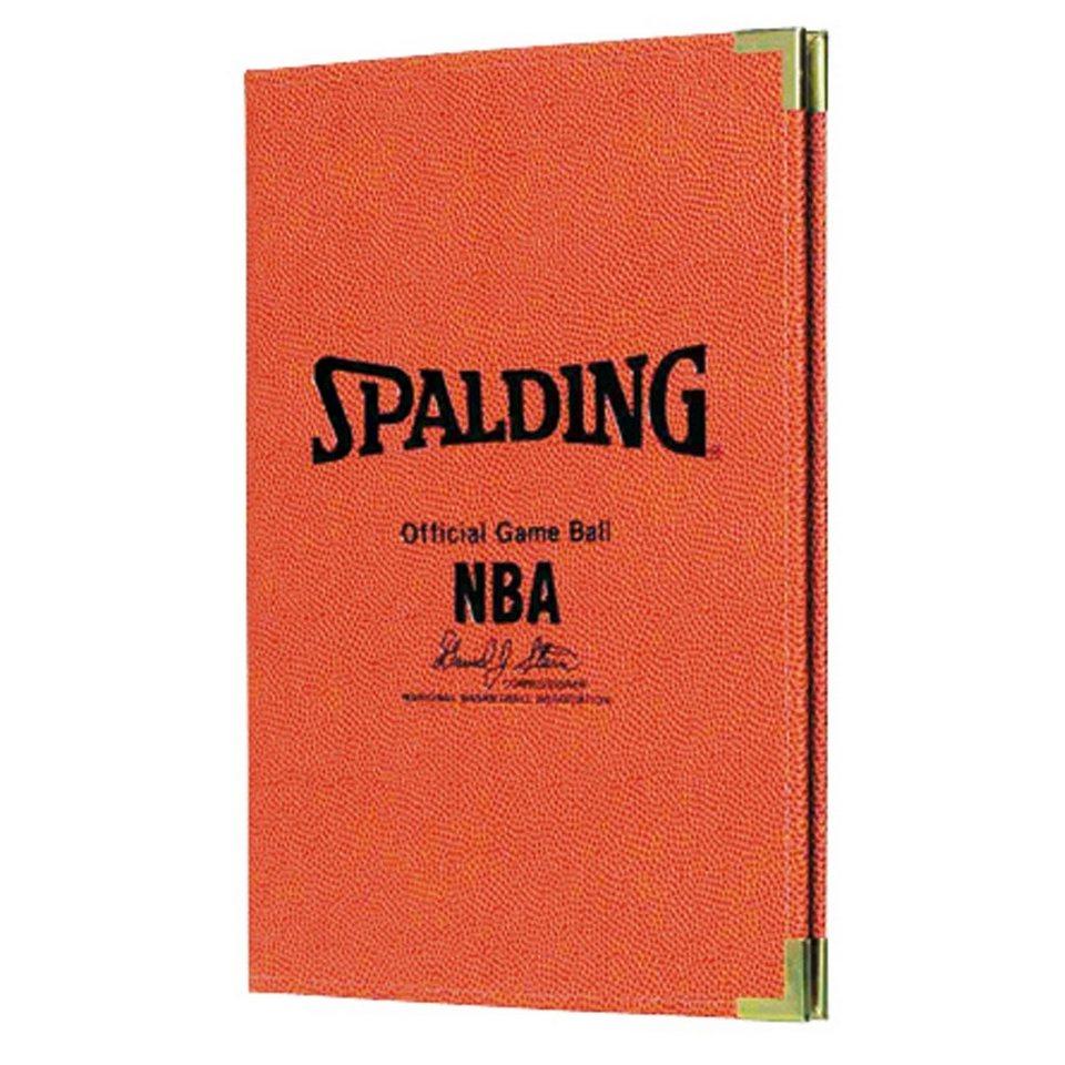 SPALDING Schreibmappe A4 (67-801Z) in orange