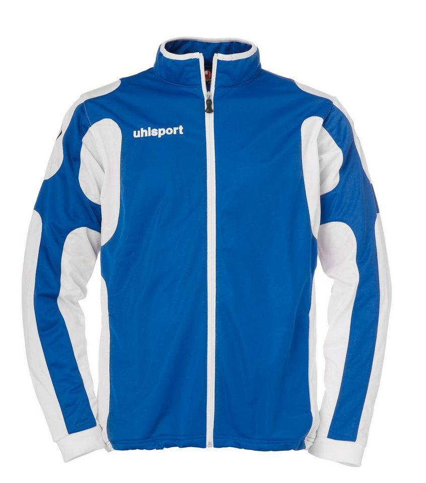 UHLSPORT Cup Classic Jacke Herren in azurblau / weiß