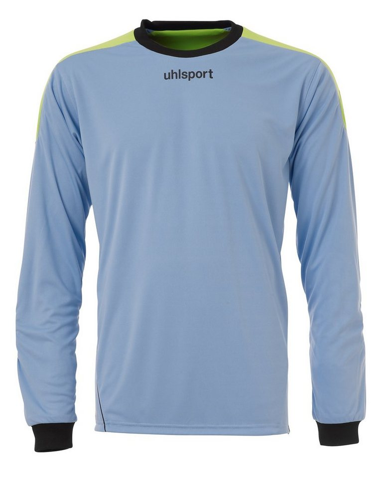 UHLSPORT Wende Torwarttrikot Herren in skyblau / grün flash