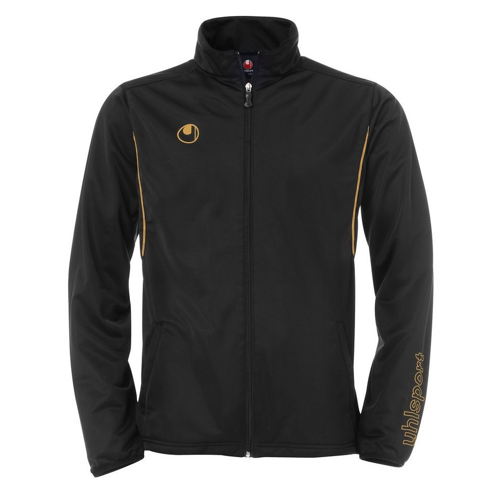 UHLSPORT Training Classic Jacke Kinder in schwarz / gold