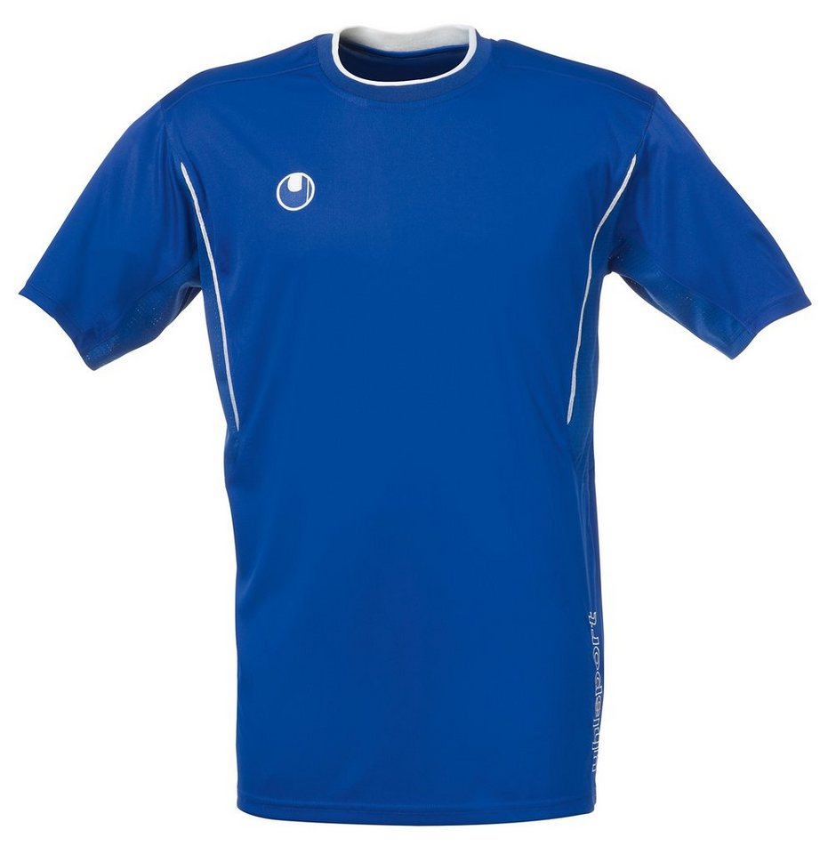 UHLSPORT Training Polyester Shirt Herren in royal / weiß