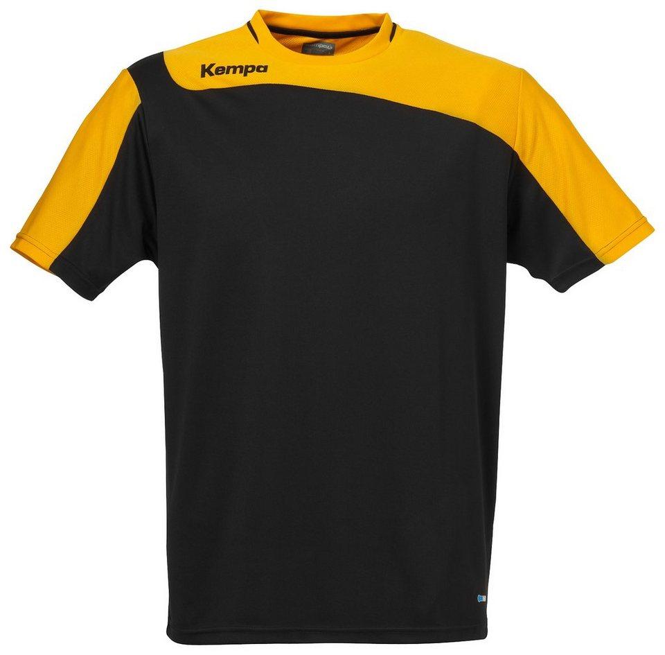 KEMPA Tribute Shirt Kinder in schwarz / orange