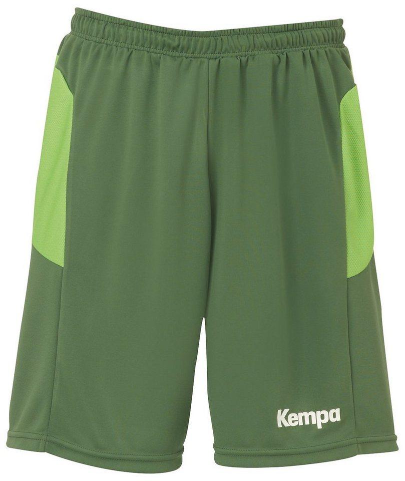 KEMPA Tribute Shorts Herren in green eyes / green