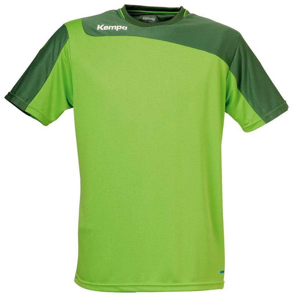 KEMPA Tribute Shirt Herren in green / green eyes