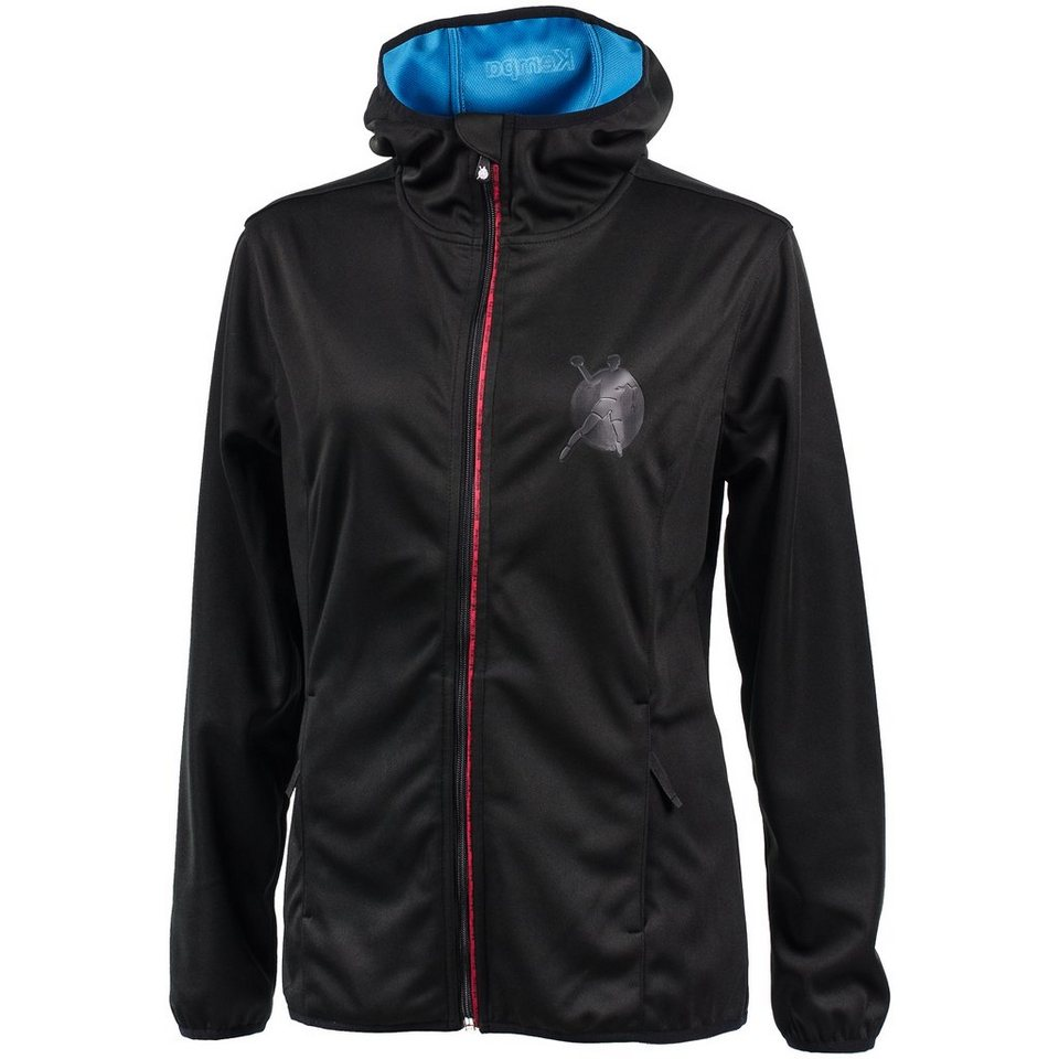 KEMPA Corporate Jacke Damen in schwarz