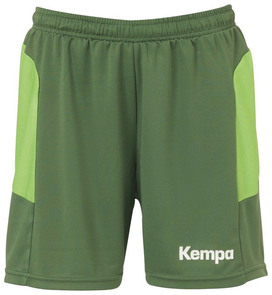 KEMPA Tribute Shorts Damen in green eyes / green