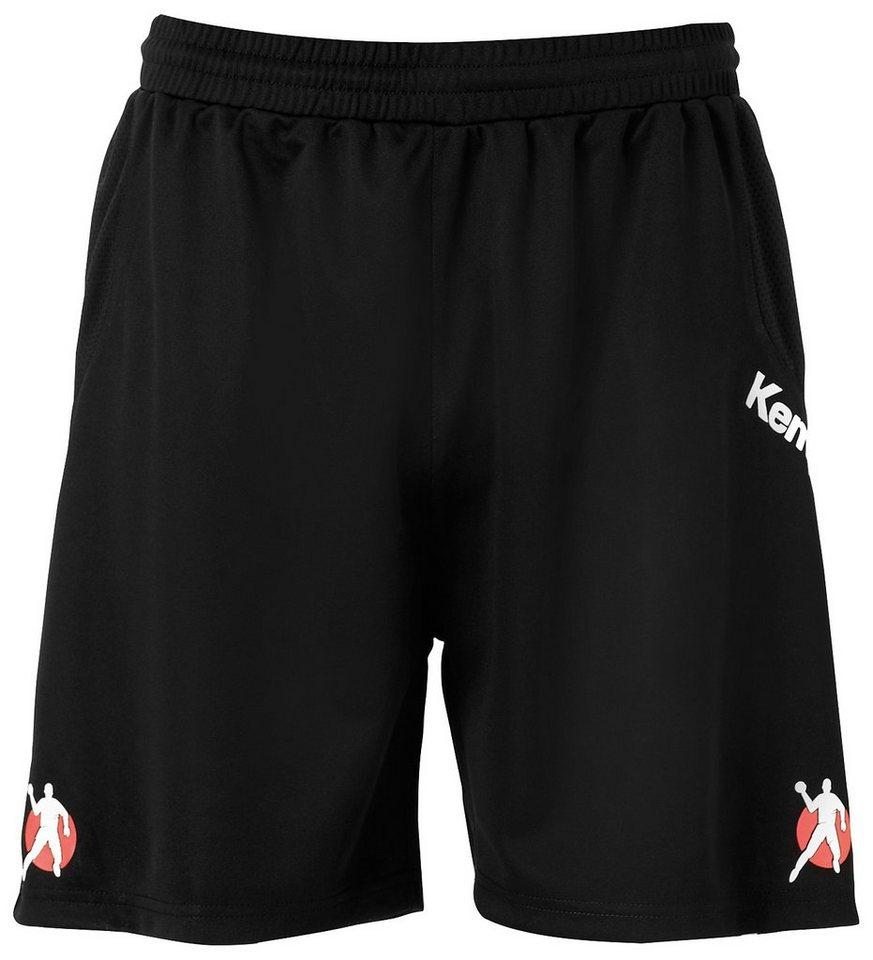 KEMPA Referee Shorts Herren in schwarz