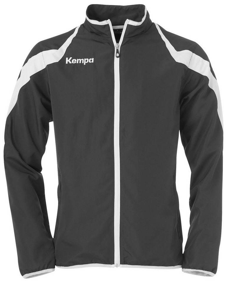 KEMPA Motion Webjacke Herren in anthrazit / weiß