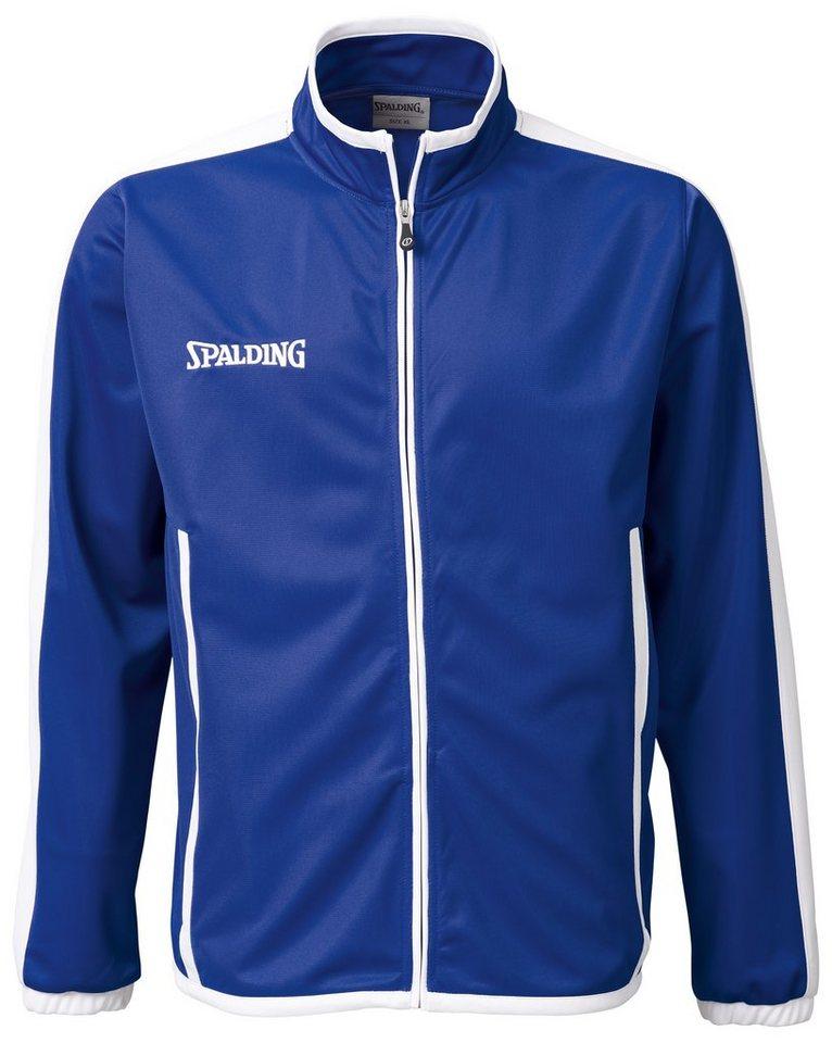 SPALDING Evolution Jacket Herren in royal / weiß