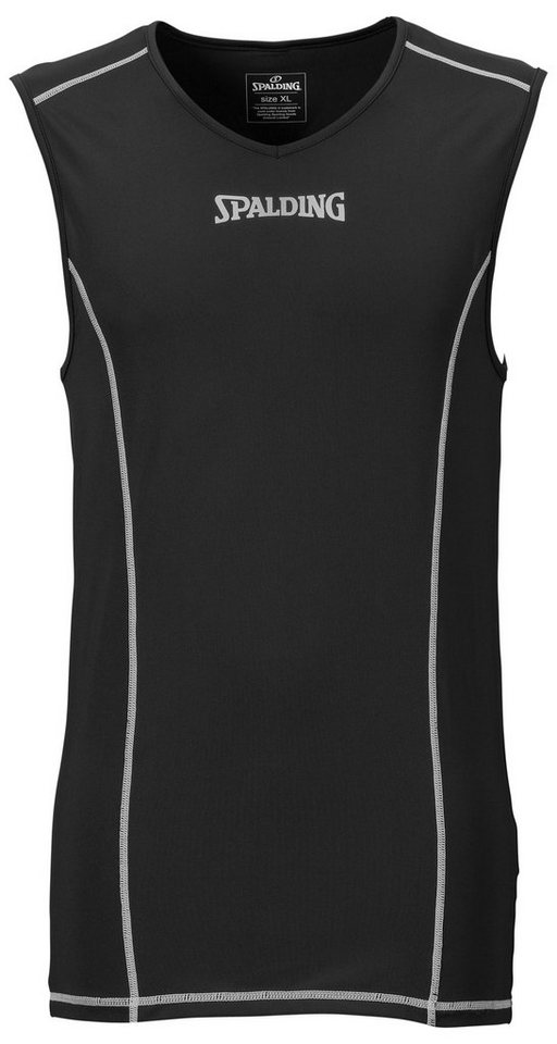 SPALDING Funktions Tank Top Herren in schwarz