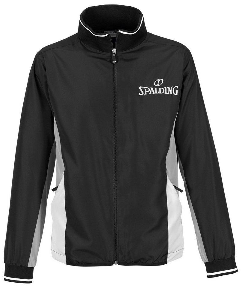SPALDING Jacket Herren in schwarz