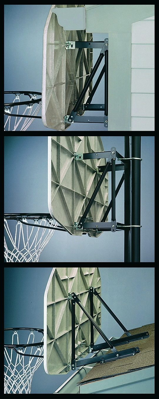 SPALDING NBA Extension Bracket (8406)