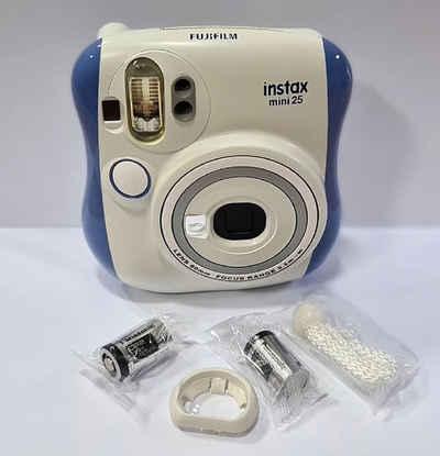 1A PHOTO PORST »Fuji Instax Mini 25 Blau« Sofortbildkamera