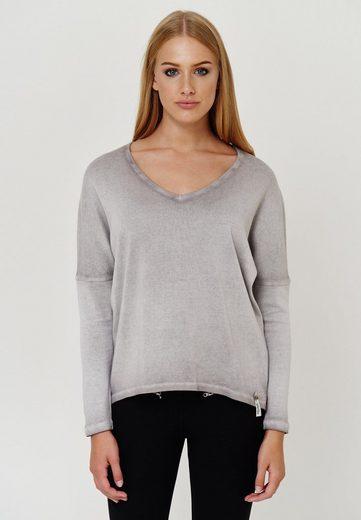 Cotton Candy Langarmshirt »LEDA« in tollem Design