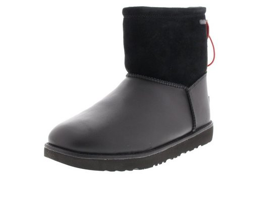 UGG »CLASSIC Toggle Waterproof« Stiefelette Schwarz (Black)