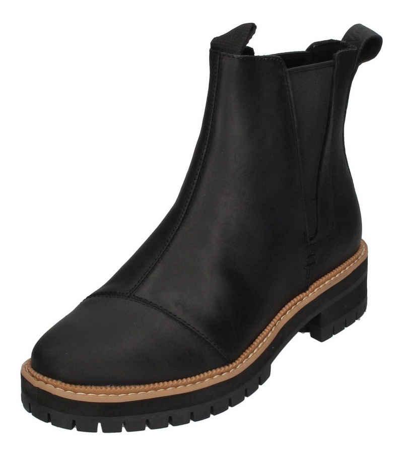 TOMS »DAKOTA 10016845« Chelseaboots Black