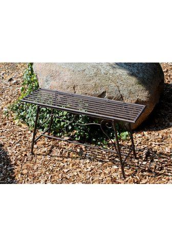 Garden Pleasure Sodo suolas »Lorin«