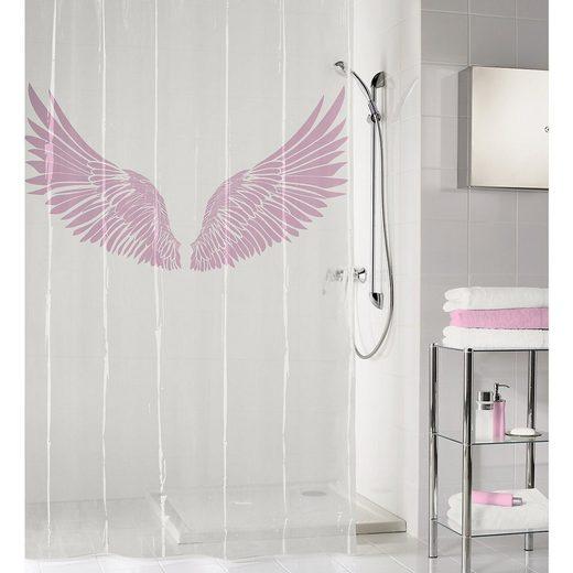 "Kleine Wolke Duschvorhang »Duschvorhang ""Wings"" 180x200cm«"