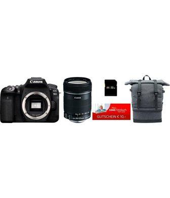 Canon »EOS 90D« Spiegelreflexkamera ( EF-S 1...