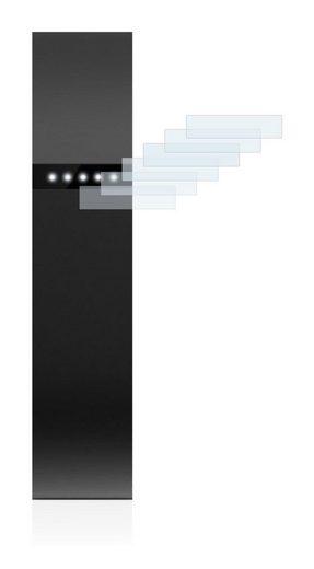 Savvies Schutzfolie »für Fitbit Flex«, (6 Stück), Folie Schutzfolie klar
