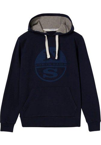 North Sails Sportinis megztinis su gobtuvu su groß...