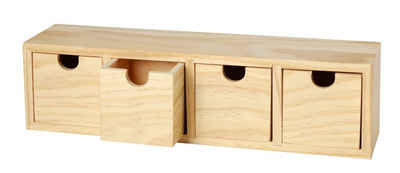 VBS Aufbewahrungsbox »Schubladenbox«, 31 cm x 8 cm
