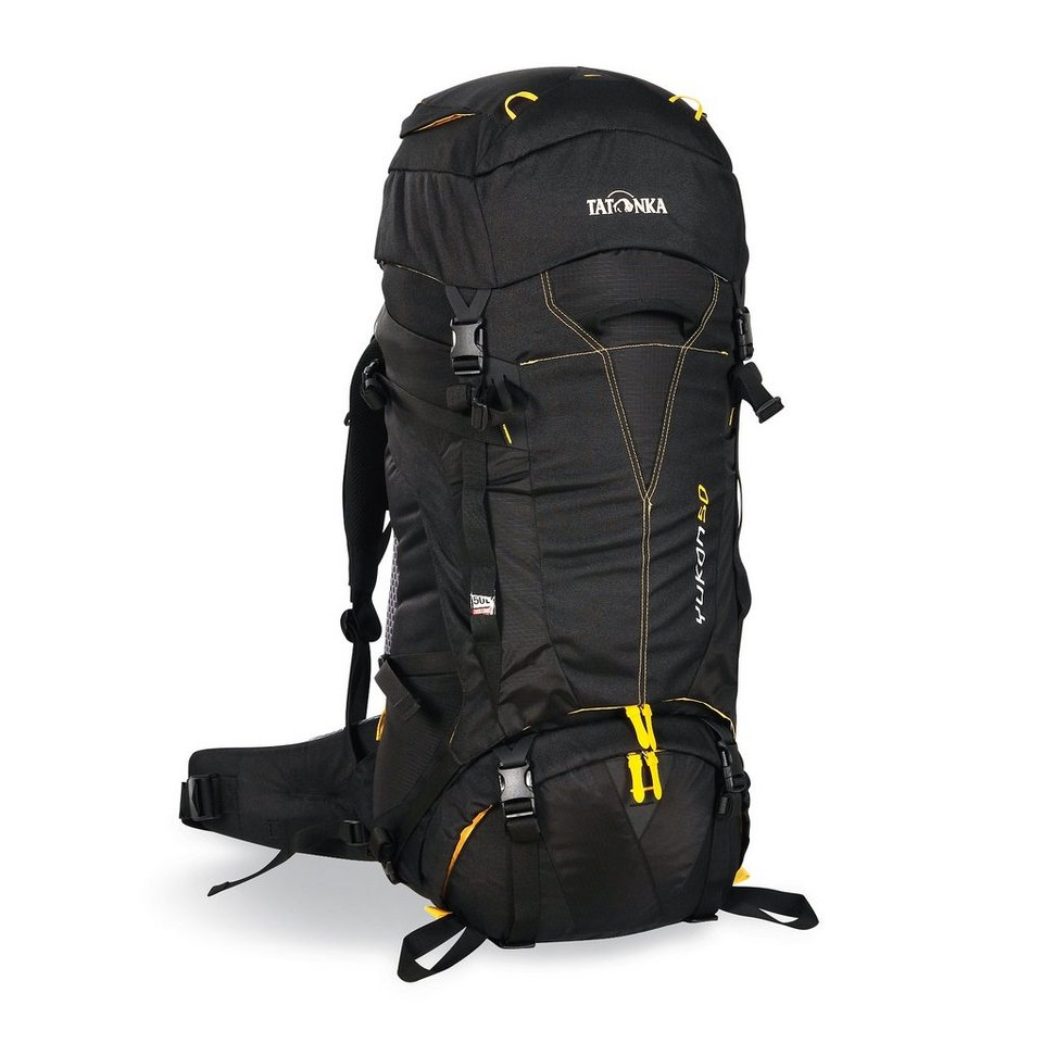 Tatonka Sport- und Freizeittasche »Yukon 50 Backpack« in schwarz