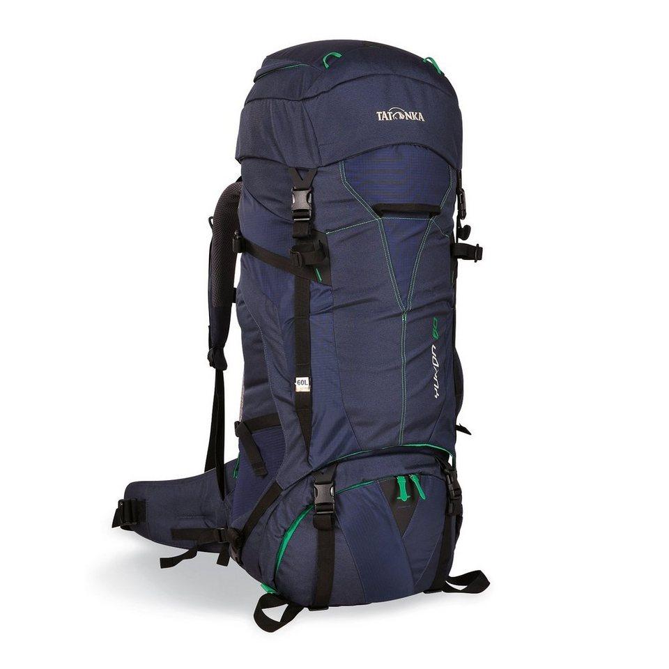 Tatonka Sport- und Freizeittasche »Yukon 60 Backpack« in blau