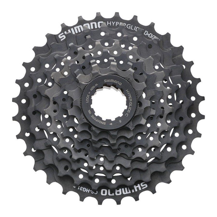 Shimano Fahrradkasetten »Altus CS-HG31 Kassette 8-fach«