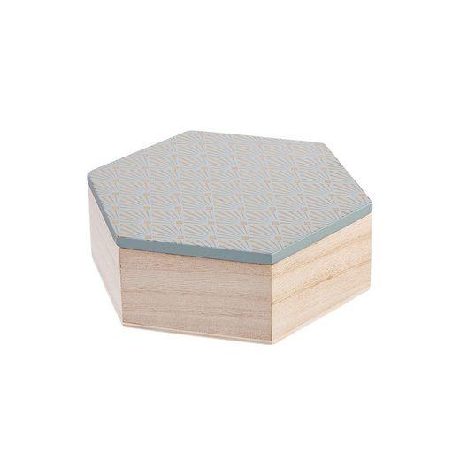 BUTLERS ARTS & CRAFTS »Box Hexagon Größe S«