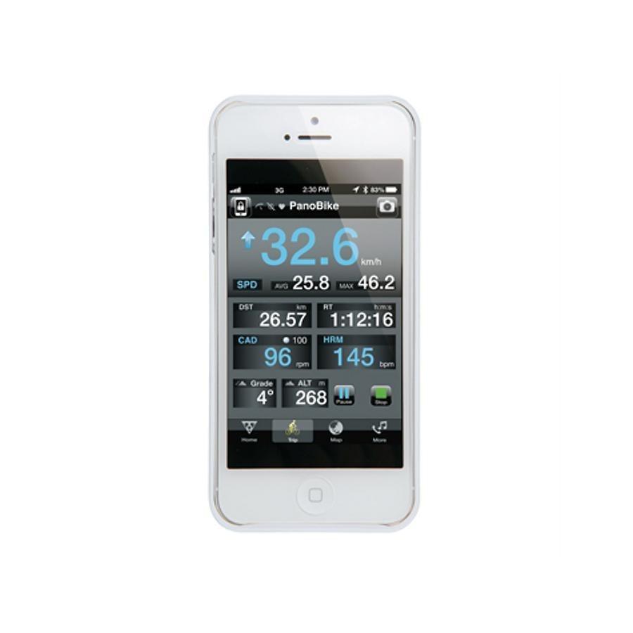 Topeak Smartphone Halter »RideCase II for iPhone 5 weiß«