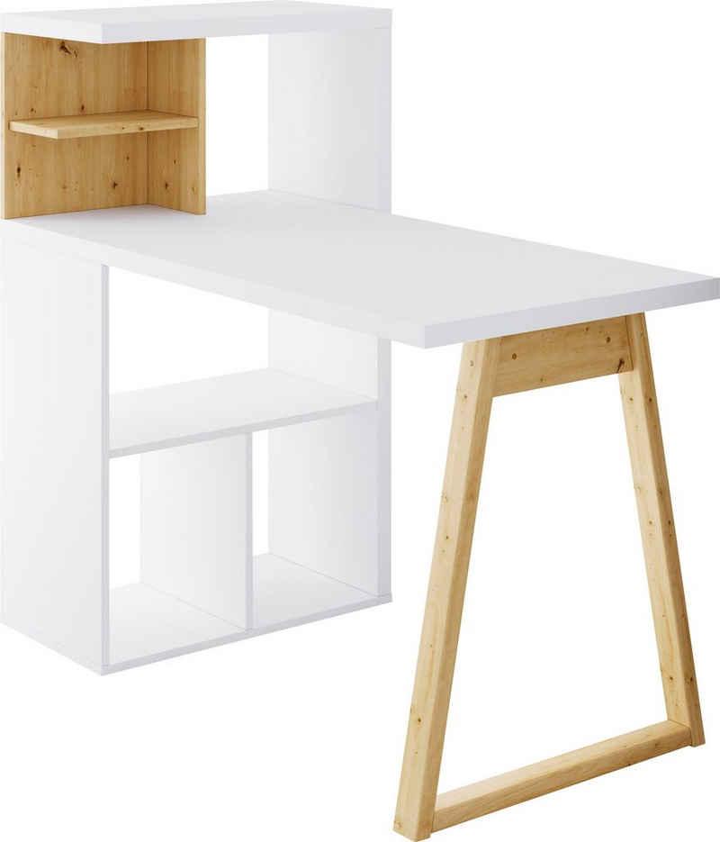 HMW Collection Regal-Schreibtisch »Mo«