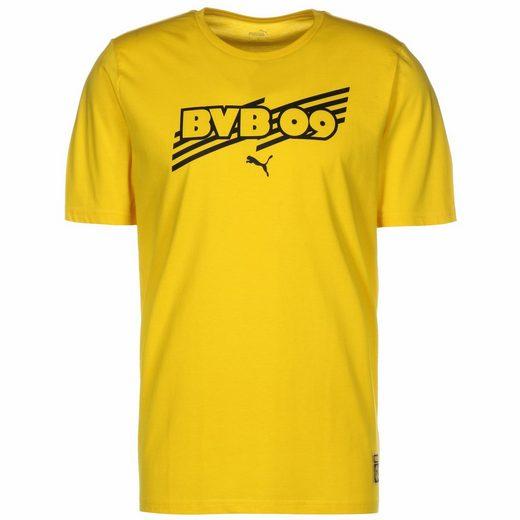 PUMA T-Shirt »Borussia Dortmund Bvb Ftblcore«