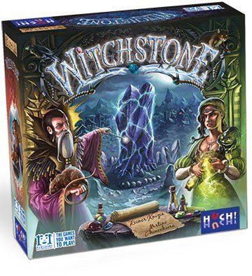 Huch! Spiel, Strategiespiel »Witchstone«
