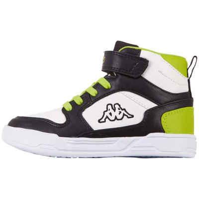 Kappa »LINEUP KIDS« Sneaker - PASST! Qualitätsversprechen für Kinderschuhe