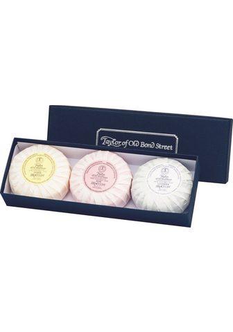 Taylor of Old Bond Street Seifen-Set »Handseifen Geschenkset 3 x...