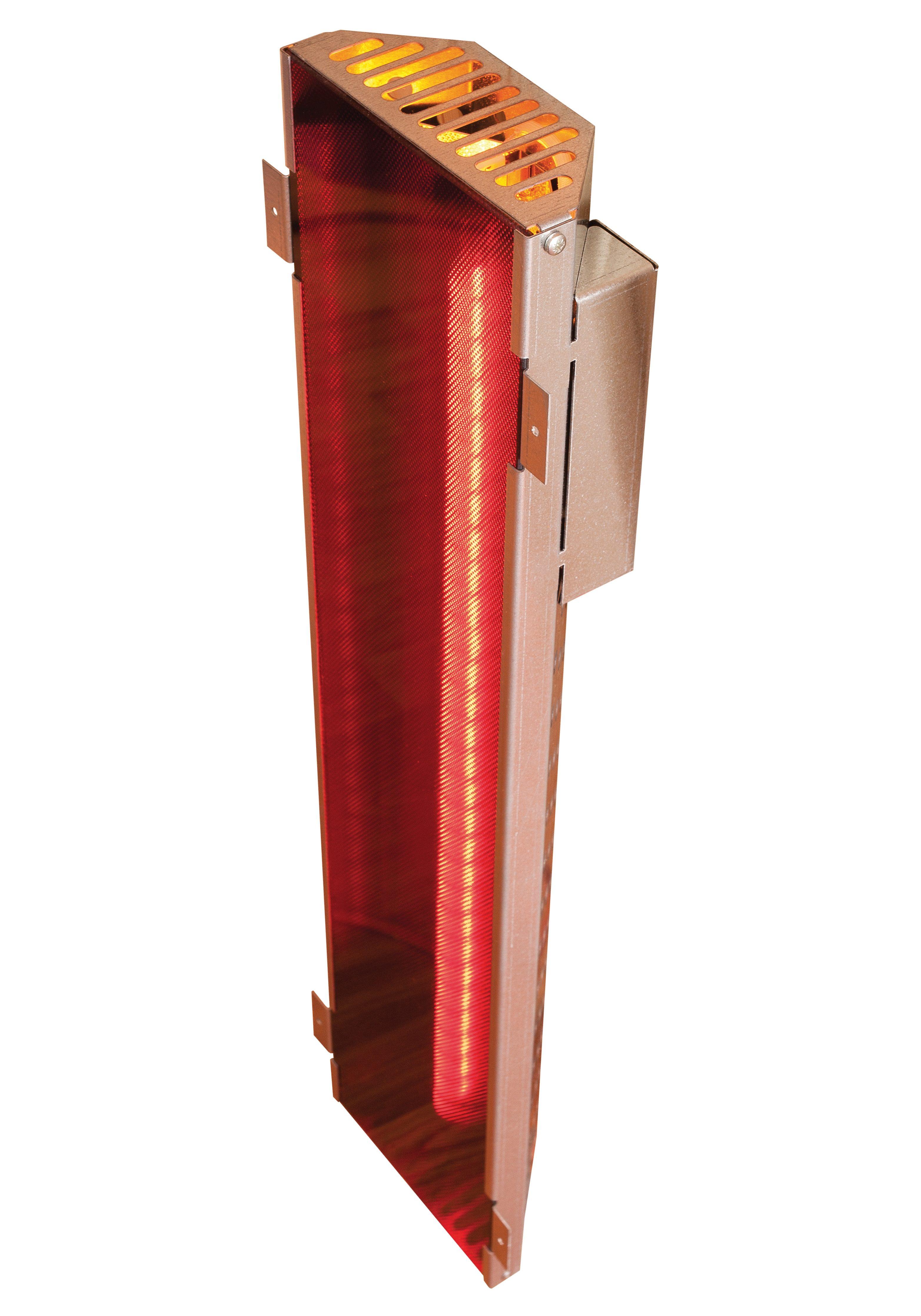 KARIBU Nextrema-Strahler »C«, mit 4 Frontstrahlern