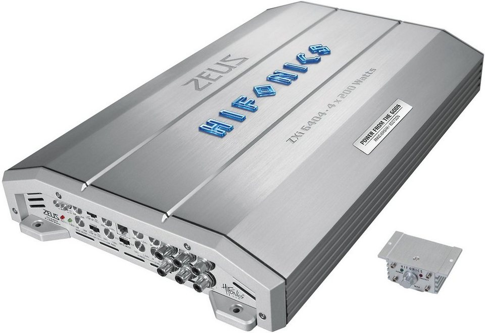 Hifonics ZEUS ZXi6404