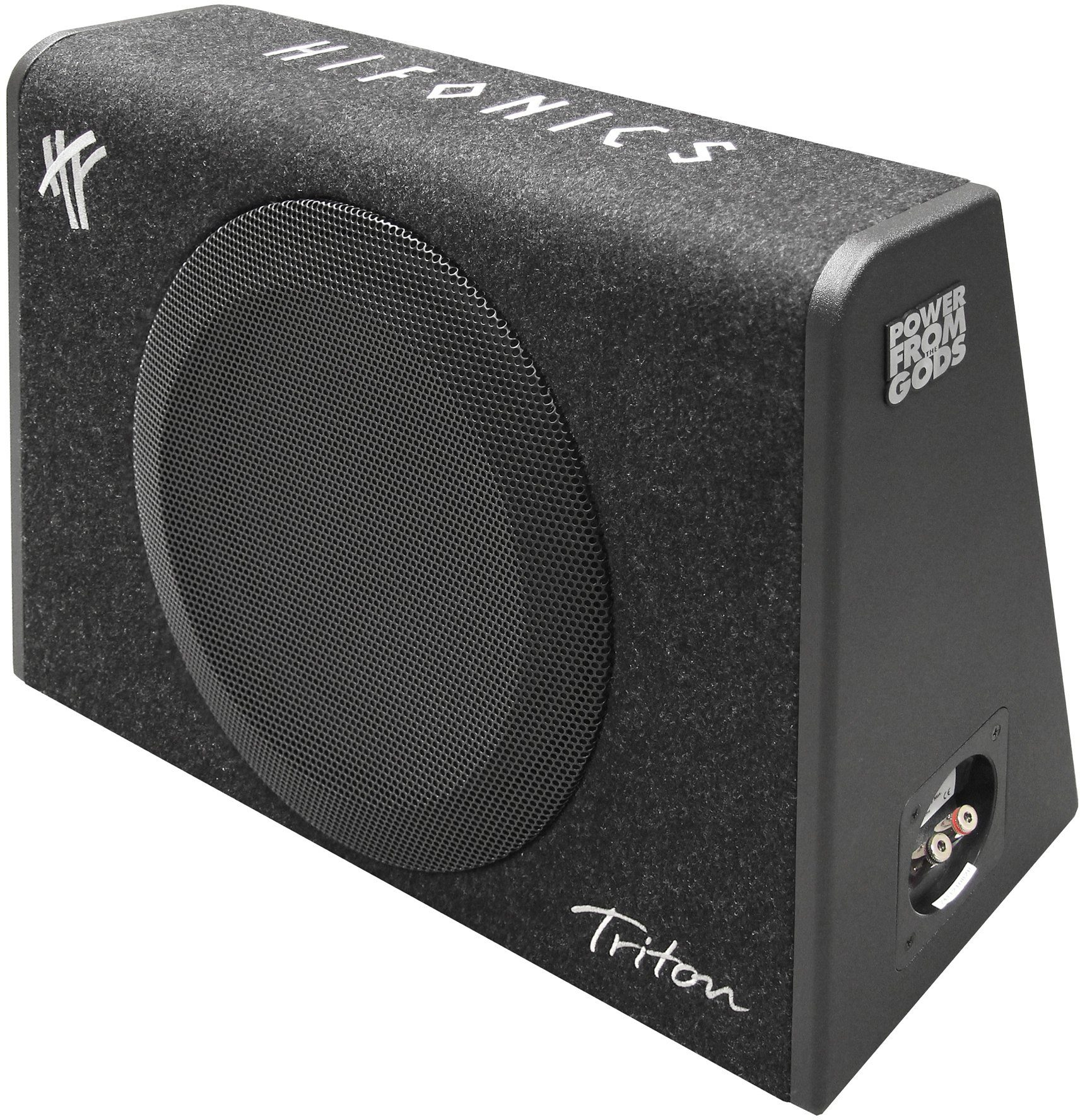 Hifonics TRITON Subbox TRS300 Gehäusesubwoofer