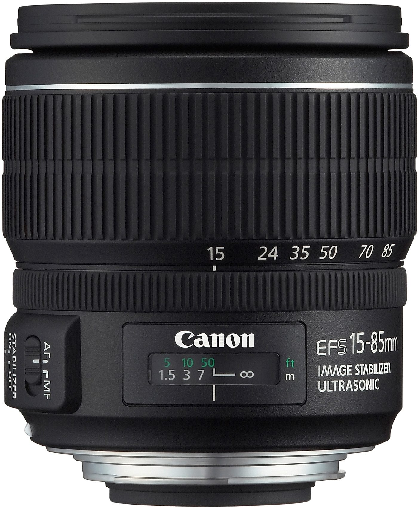 Canon EF-S 15-85mm f/3.5-5.6 IS USM Standardzoom Objektiv