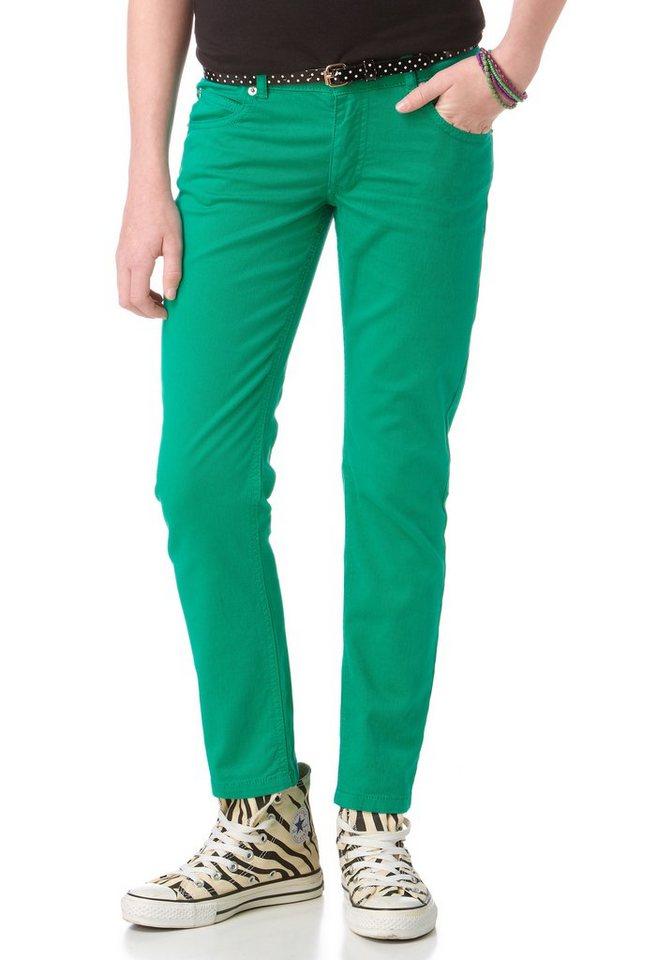 CFL Jeans Skinny in Grün