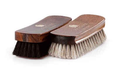 SHOEPASSION Lederpflege »Bürstenset«, 6 verschiedene Schuhbürsten