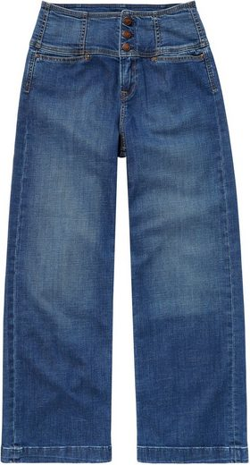 Pepe Jeans High-waist-Jeans »EVERLY« als angesagte Culotte