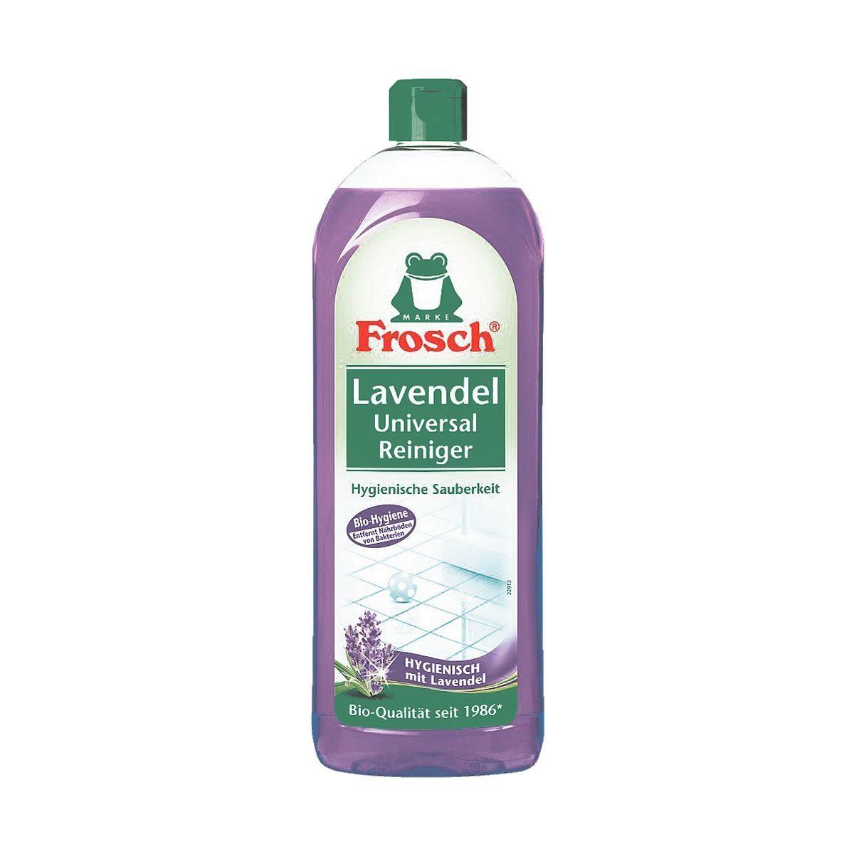 Frosch Universalreiniger »Lavendel«
