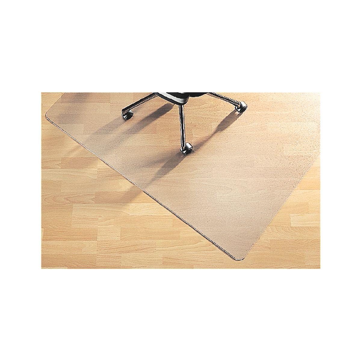 OTTOOFFICE PREMIUM Bodenschutzmatte 120x150 cm, Rechteck mit Lippe, für Har... »Premium«